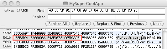 Cracking Cocoa Apps for Dummies | fruitfly
